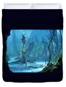 Star Wars Print And Poster Duvet Cover