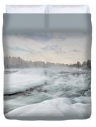 Storforsen - Sweden Duvet Cover