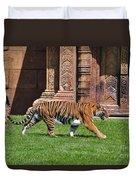 61- Sumatran Tiger Duvet Cover