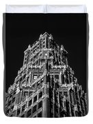 66 Court Street In Brooklyn Ny Duvet Cover