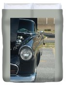 55 Thunderbird Front And Side Duvet Cover