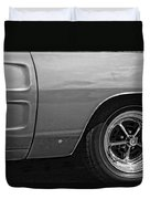 '68 Charger Duvet Cover
