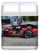 69 In The Paddock Duvet Cover