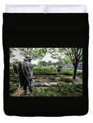 Washington Dc Usa Duvet Cover