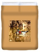 6980 - Wood Duck Duvet Cover