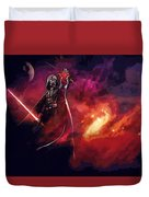 A Star Wars Art Duvet Cover