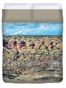 Arches National Park  Moab  Utah  Usa Duvet Cover