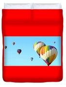7 Balloons Duvet Cover