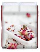 Bath Salt Duvet Cover