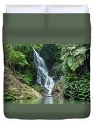 Beautiful Waterfall Duvet Cover