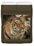 Bengal Tiger Duvet Cover