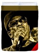 Bobby Womack Collection Duvet Cover