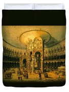 Canaletto Duvet Cover