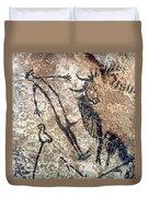 Cave Art: Lascaux Duvet Cover