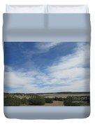 Concho Landscape Duvet Cover