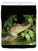 Crocodile Duvet Cover