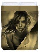 Eva Longoria Collection Duvet Cover