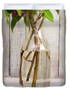 Flowers - Freshly Cut Lilacs Duvet Cover