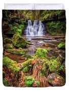 Goit Stock Waterfall Duvet Cover