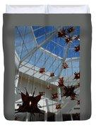 Hanging Butterflies Duvet Cover
