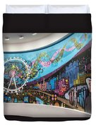 High Roller - Las Vegas Nevada Duvet Cover