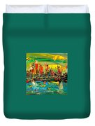 Nycity Duvet Cover