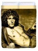 Roger Daltrey Collection Duvet Cover