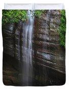 Serenity Falls Duvet Cover