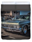 Sf Low Riders Duvet Cover