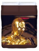 Star Wars 3 Poster Duvet Cover