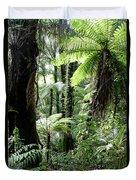 Tropical Jungle 2 Duvet Cover