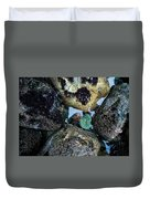 Wedding Rock At Patrick's Point State Park - California Duvet Cover