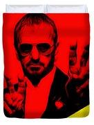 Ringo Starr Collection Duvet Cover