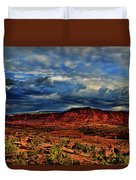 Capitol Reef National Park Duvet Cover