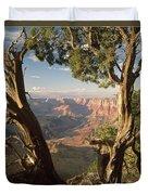 713261 V Desert View Grand Canyon Duvet Cover