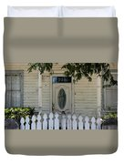 724 Key West Door Duvet Cover