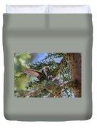 7311 Tilted Nest Feeding Duvet Cover