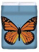 74- Monarch Butterfly Duvet Cover