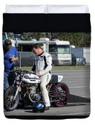 Man Cup 08 2016 By Jt Duvet Cover