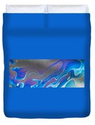 Abstract Colours Duvet Cover