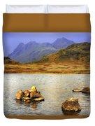 Blea Tarn Duvet Cover