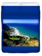 Cape Perpetua Duvet Cover