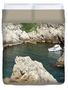 Croatia, Dubrovnik Duvet Cover