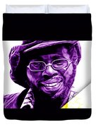 Curtis Mayfield Collection Duvet Cover