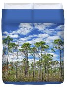 8- Cypress Sky Duvet Cover
