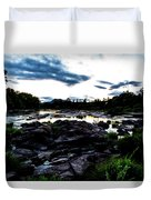 Elkton River Duvet Cover