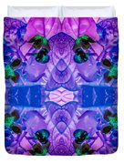 Hawaiian Plant Series Duvet Cover