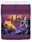 Imperial Star Wars Poster Duvet Cover