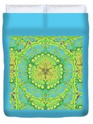 Indian Fabric Pattern Duvet Cover