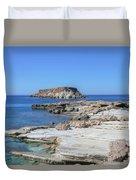 Pegeia - Cyprus Duvet Cover
